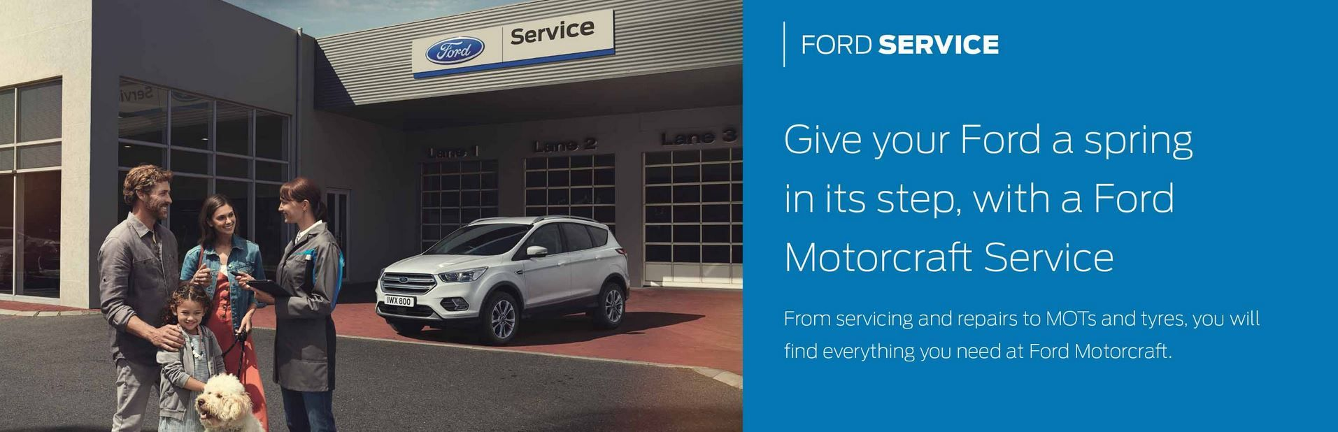Serviced with pride at Immingham Motors