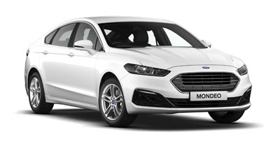 Ford Mondeo - Available In Frozen White