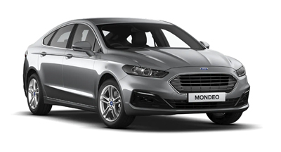 Ford Mondeo - Available In Moondust Silver